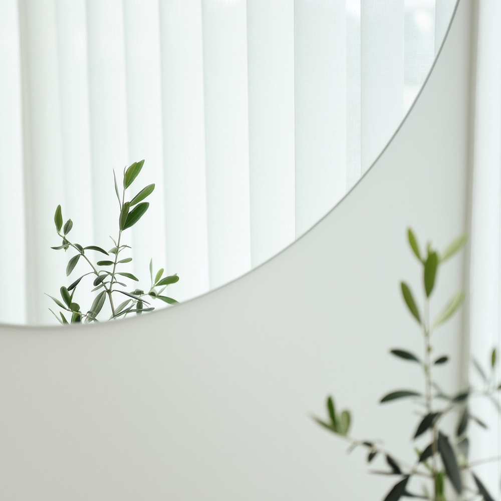 Har du spejle i dit hjem? Hvad afspejler de?